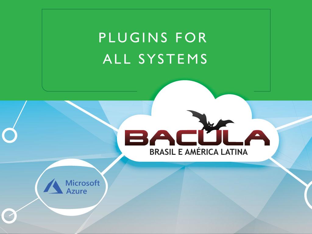 Azure Interface Plugin on Bacula Enterprise