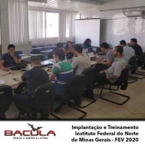 Implantação do Bacula Enterprise no Instituto Federal Norte de Minas 2