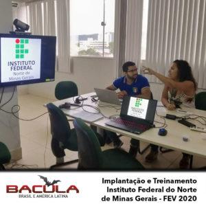 Implantação do Bacula Enterprise no Instituto Federal Norte de Minas 3