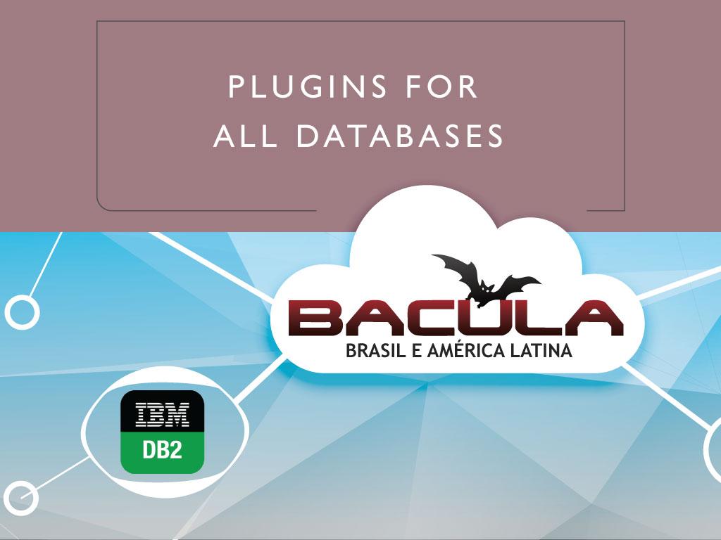 Bacula Enterprise DB2 Plugin