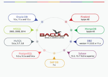 Bases de datos en Bacula Enterprise