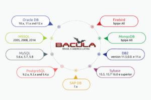 Bancos de Dados no Bacula Enterprise