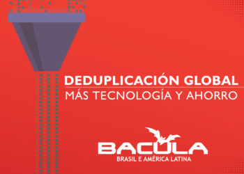 Deduplicación Global en Bacula Enterprise: Triple Economía