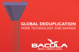 Bacula Enterprise's Global Deduplication: Triple Economy