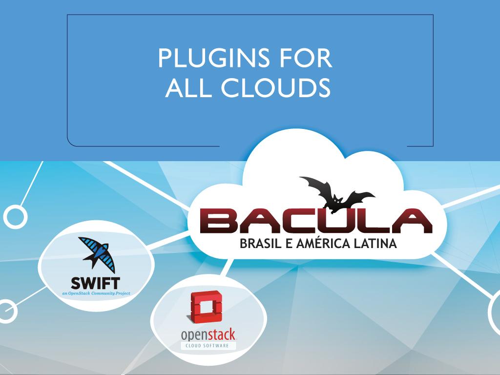 Bacula Enterprise Swift OpenStack Plugin