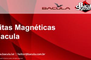 Robôs de Fitas Magnéticas com Bacula – Vídeo