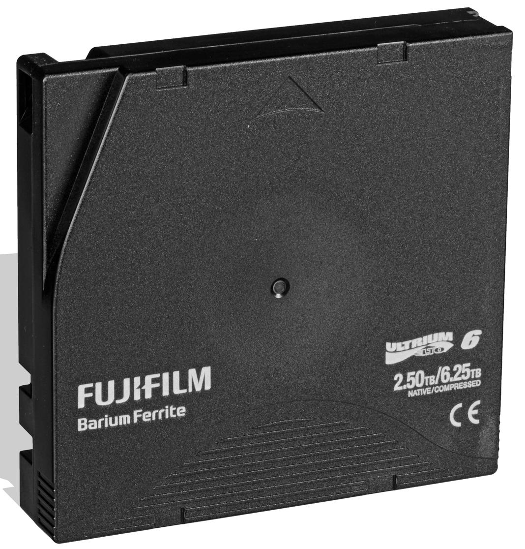 [Noticias] Nueva cinta magnética con 580 TB